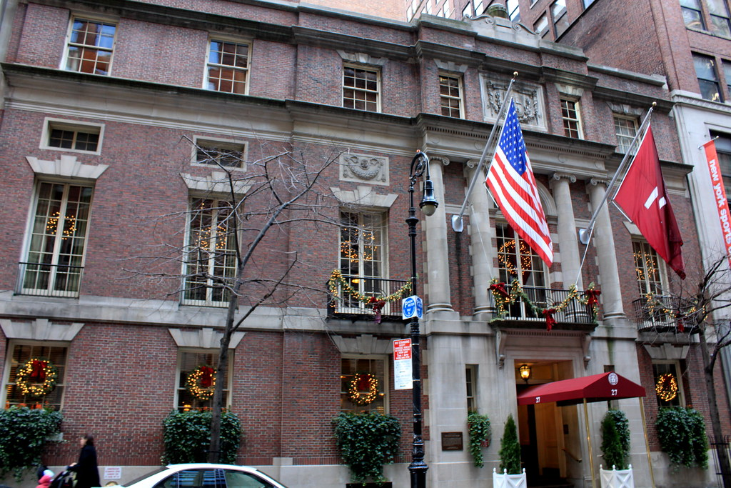... The Harvard Club Of New York City | By Emilio Guerra