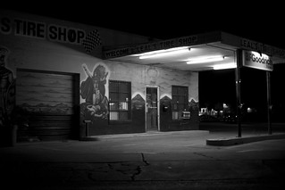 """Tire Shop"" 