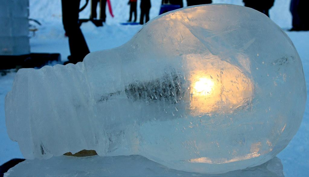 ice bulb anna hietanen flickr