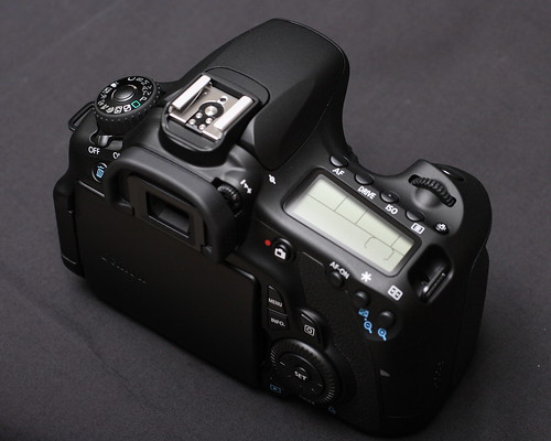 New 60D (top & back) | by Wil C. Fry