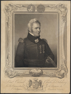 Lieutenant-Colonel Charles de Salaberry | by BiblioArchives / LibraryArchives