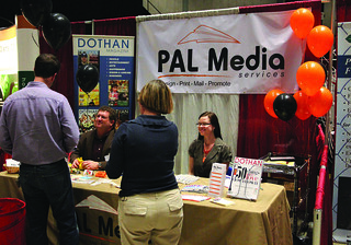 PAL Media's Patrick Liester and Jessica Grana | by Dothan Magazine