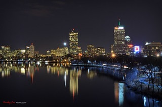 Reflections - Prudential Tower | by GQjai
