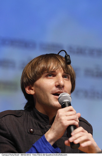 Neil Harbisson | by campuspartybrasil