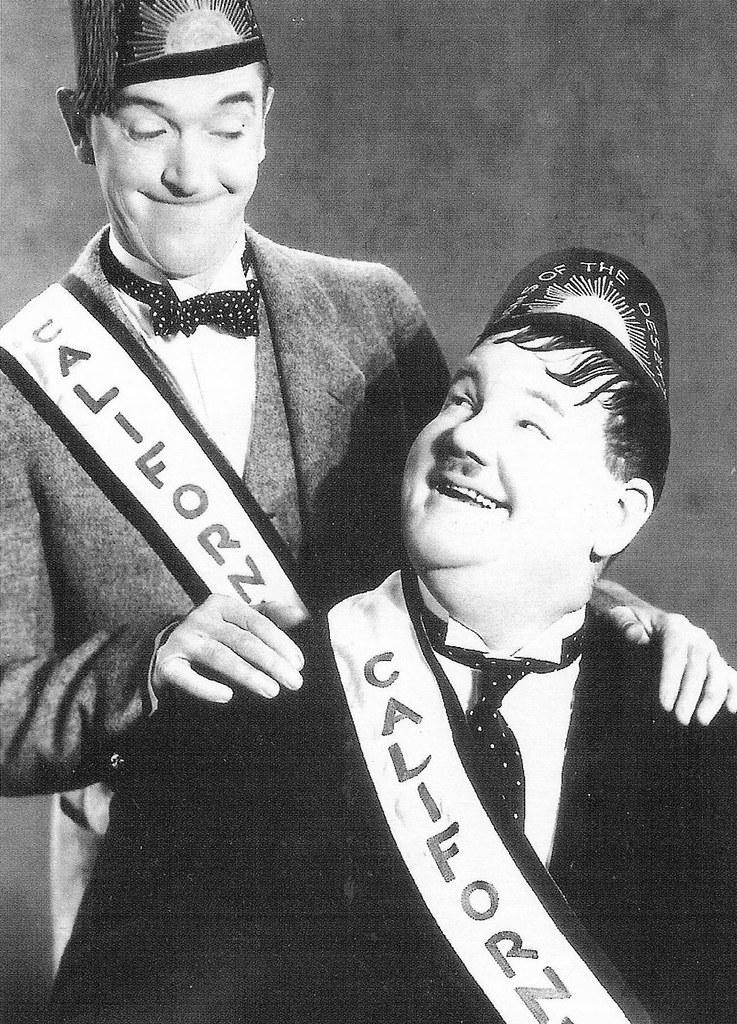 Laurel Hardy In Sons Of The Desert 1933