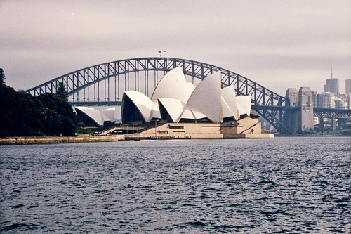Sydney Harbour | by cliff.hellis