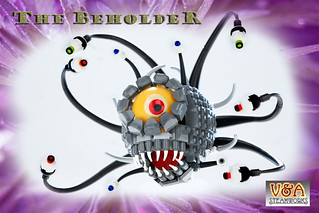 The Beholder HERO Photo | by V&A Steamworks - Guy HImber