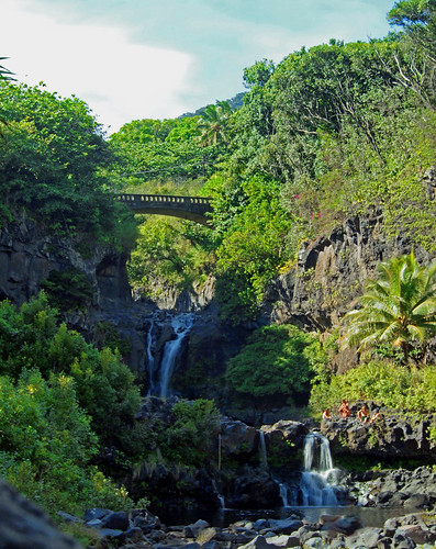 Waterfalls on Maui | by AR_the old guy
