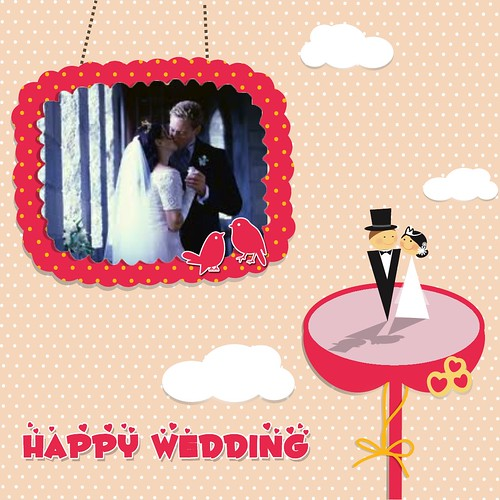 Weddign - iGreetingCard | by Softease app