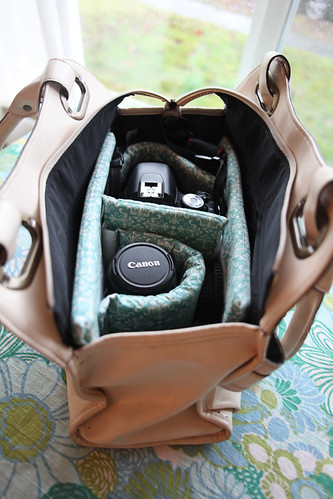 camera bag update | by Vanilla and lace