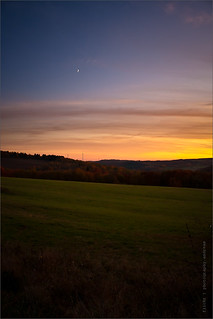 Sonnenuntergang - Sunset - Sankt Wendeler Land | by photography.andreas