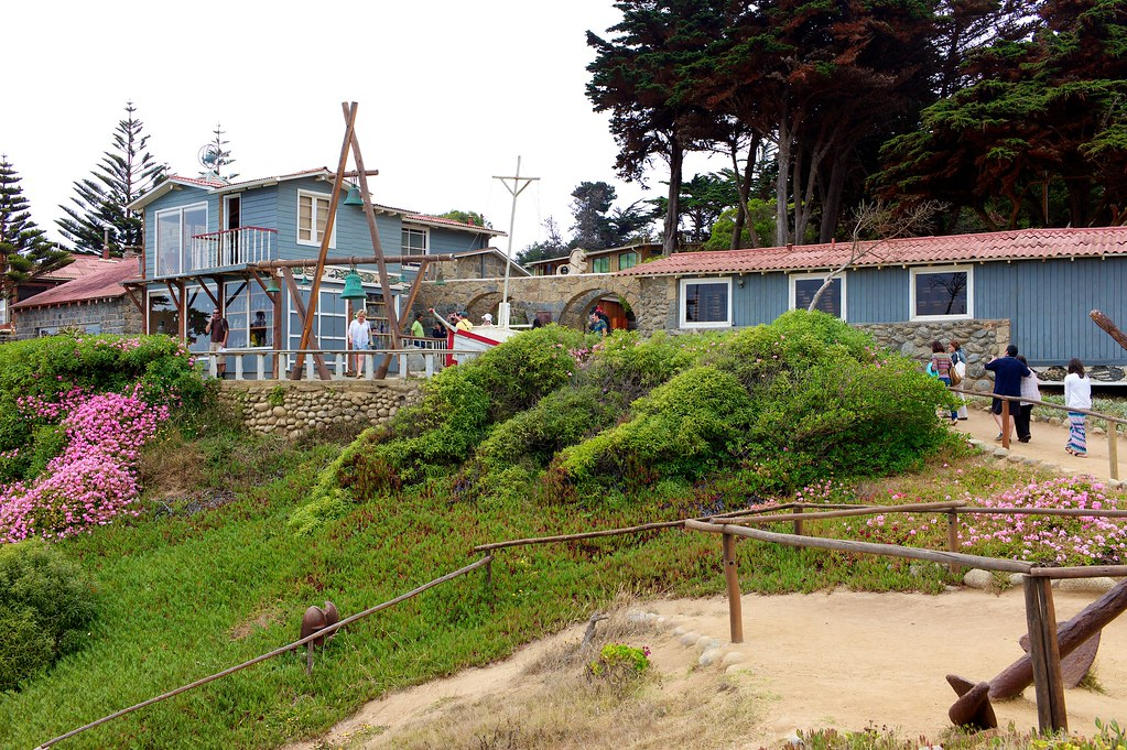 Casa Pablo Neruda, Isla Negra