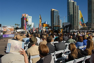 North Embarcadero Visionary Plan Groundbreaking | by Port of San Diego