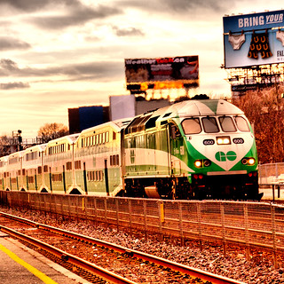 GO Train | by I_am_Allan