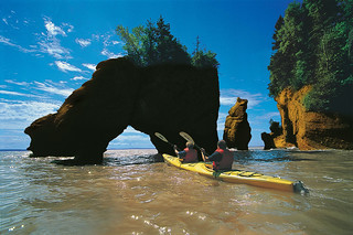 CANADIAN TOURISM COMMISSION - Bay of Fundy voted to New7Wonders | by CNW Group