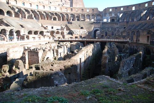 Colosseum Underground And Forum Tour