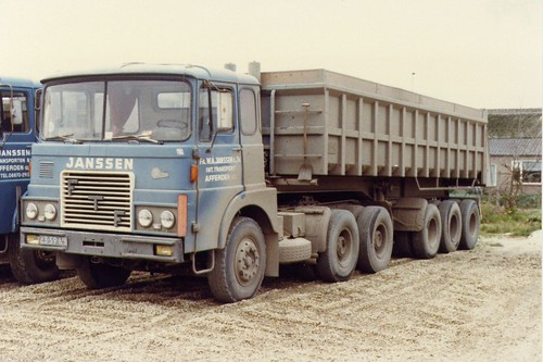 ftf truck | FTF truck janssen afferden | wilbert22 | Flickr