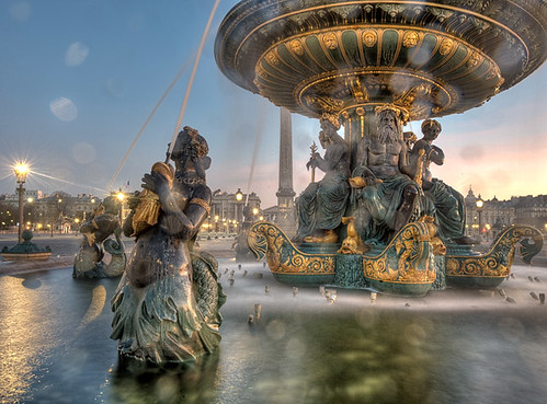 La fontaine des mers | by Ganymede - Over 5 millions views.Thks!