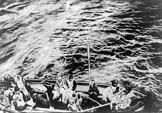 HMS Titanic Survivors in the Lifeboats | by Chris Seufert