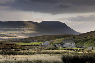 Ingleborough, North Yorkshire, England. | by 2c..