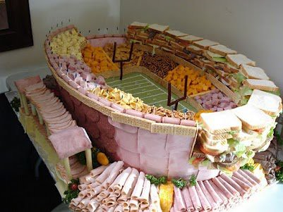 The Ultimate Super Bowl Party Platter [pic] | by methodshop.com