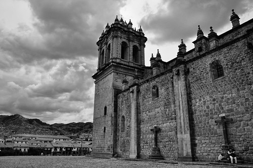 Cathedral of Santo Domingo, Cusco (Peru) | by departing(YYZ)