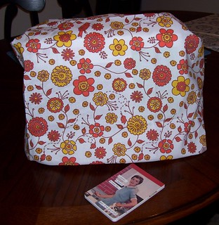 Sewing machine cover | by KDL Designs