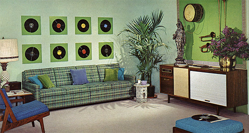Living Room (1962) | by peppermint kiss kiss