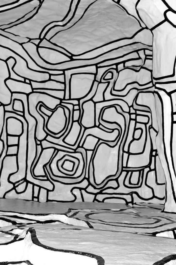 Jean Dubuffet Le Jardin D Hiver Chimacph Flickr