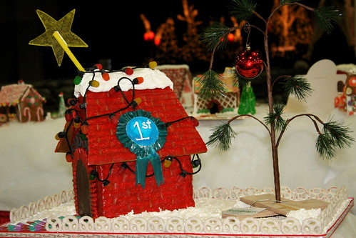Snoopy Gingerbread House A Charlie Brown Christmas