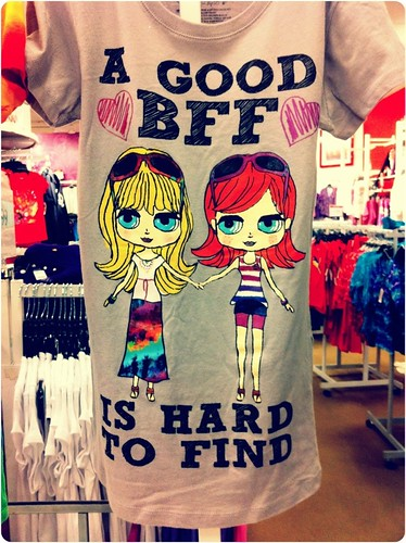 blythe artwork ripoff on tshirt at macy's?? | by natsuki★girl