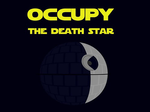 Occupy The Death Star | by Teacher Dude's BBQ