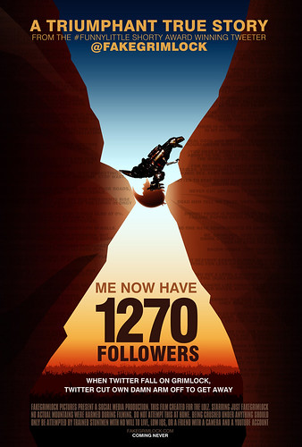 1270 FOLLOWERS | by FAKEGRIMLOCK