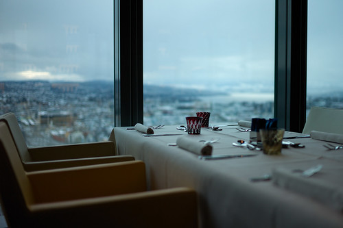 sunday morning view clouds restaurant prime tower zuri flickr. Black Bedroom Furniture Sets. Home Design Ideas