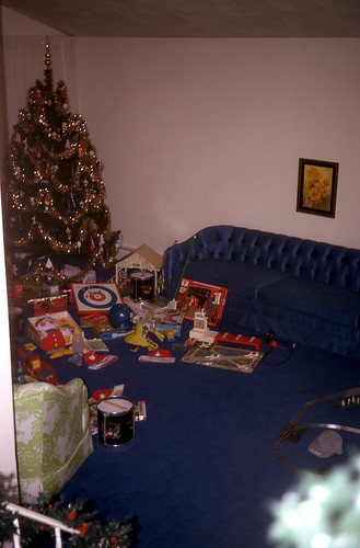 Christmas tree and presents | by epicharmus