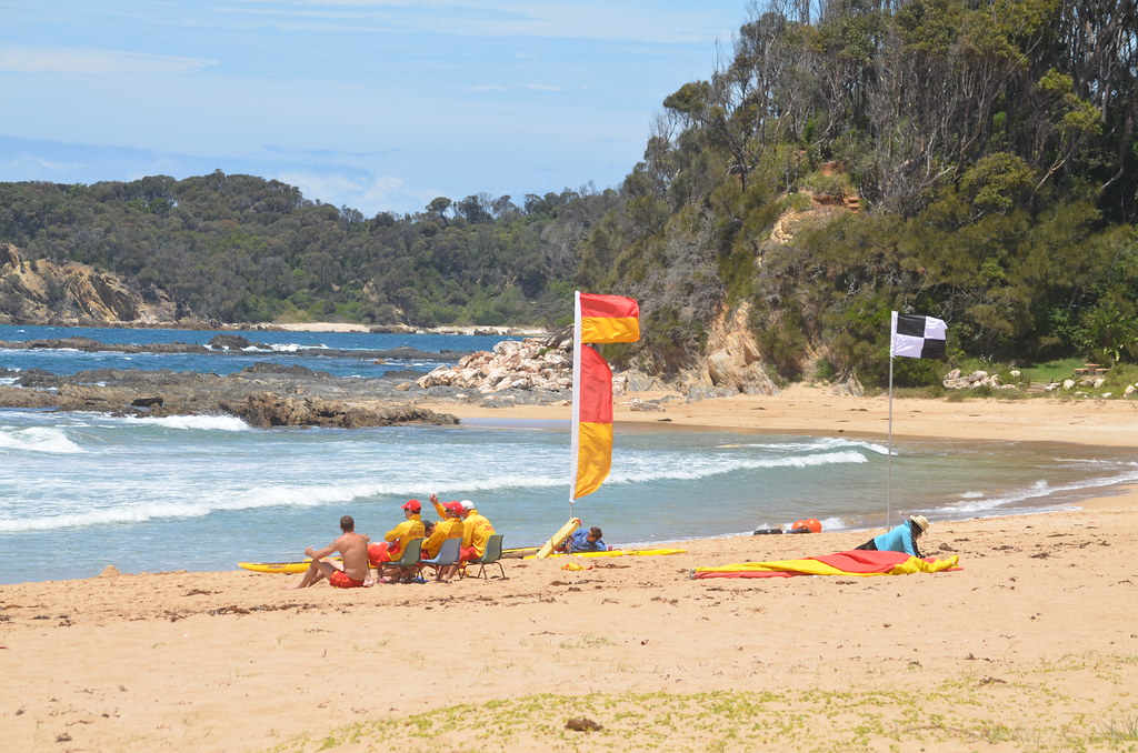 Batemans Bay Surf Life Saving