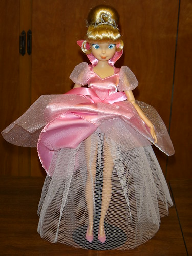 Disney Store Charlotte 12 Doll Deboxed Her Petticoat
