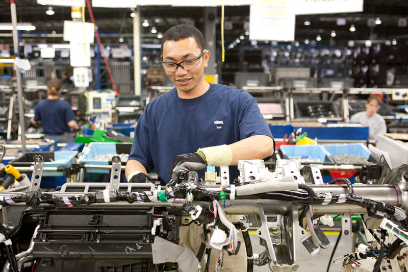 ... Toyota Motor Manufacturing, Indiana, Inc. (TMMI) | By Toyota In Action
