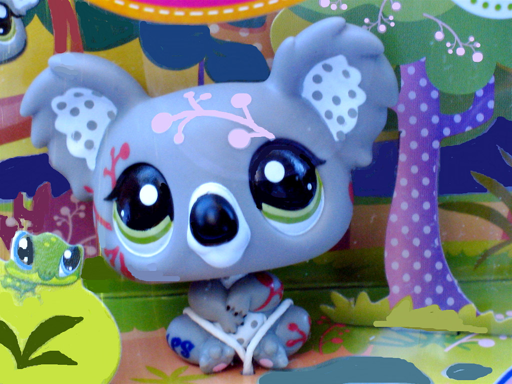 Nicole`s LPS blog - Littlest Pet Shop: Pets: Koala