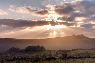 Sunrise over Haytor - Dartmoor National Park | by [DEVONshots.com] Lloyd W.A. Cosway
