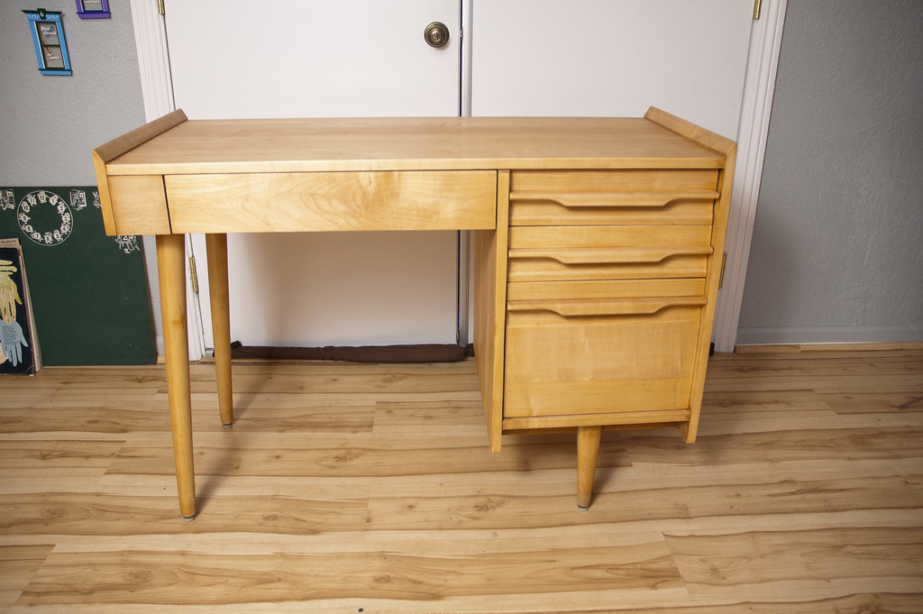 Superbe ... Crawford Furniture Company Desk | By Blockhouse Furniture And  Collectibles