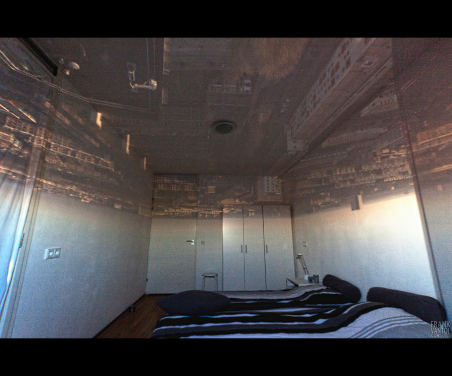 Charming Bedroom Camera Obscura | By Frenklin Bedroom Camera Obscura | By Frenklin