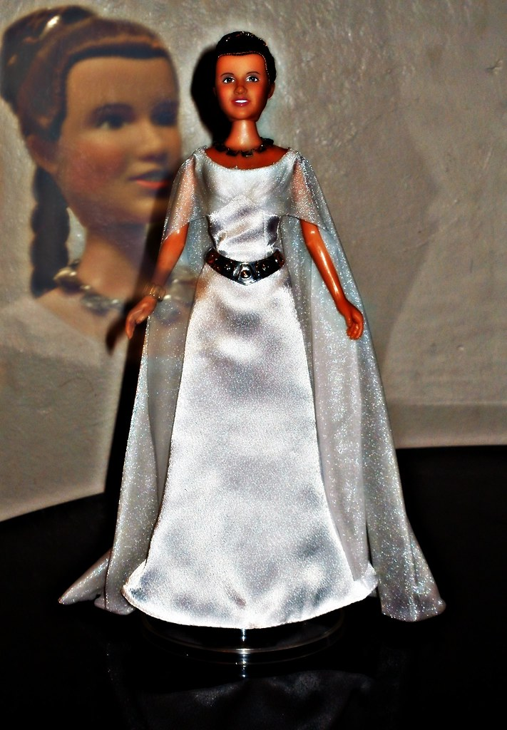 Princess Leia (Ceremonial gown) | I bought this Princess Lei… | Flickr
