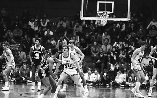 Men's Basketball vs. Augustana - 1985 | Description ...