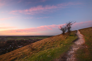 Dunstable Downs Sunset | by gracust