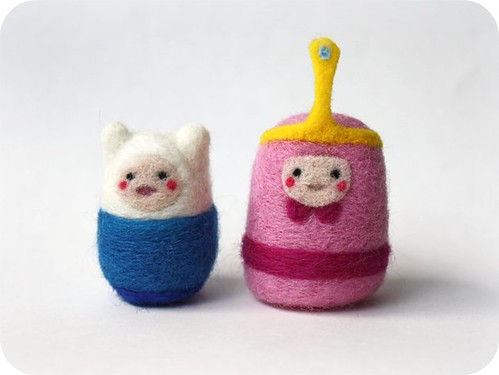 Adventure Time Felties! | by michelleness