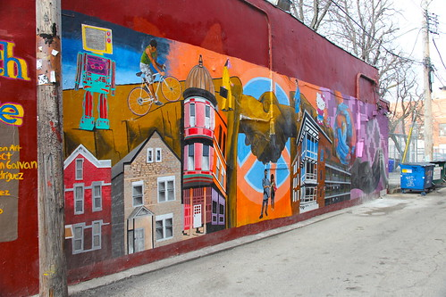 Pilsen Smart Communities Murals | by danxoneil