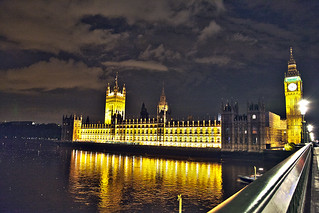 Westminster and Big Ben in Gold | by Konstantinos Kazantzoglou Momment Capture