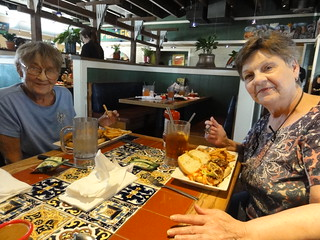 Vera and Roma out for lunch | by Colorado Kutzik