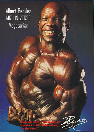 How to bodybuild as a vegetarian